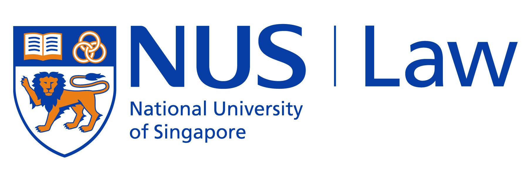 Logo of NUS faculty of law